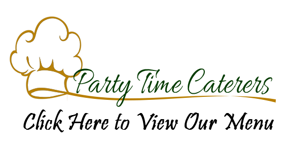 Party Time menu